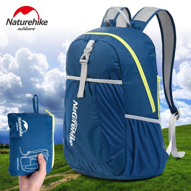 Naturehike 22L Foldable Pack Rucksack