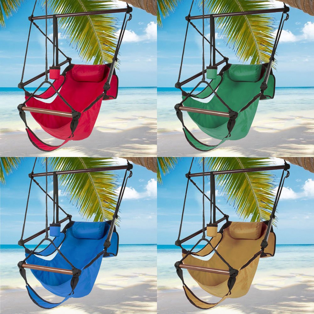 Well-equipped S-shaped Hook High Strength Assembled Hanging Seat Cacolet