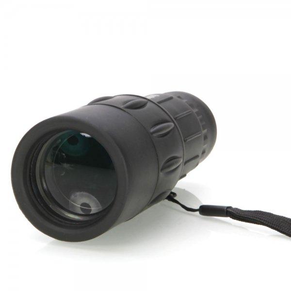16 x 52 High Magnification Green Film Coating Lens Shimmer Monocular Single Adjustment Telescope