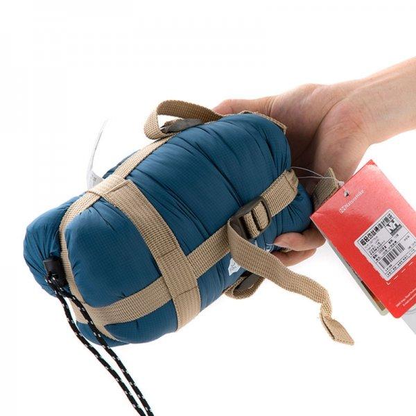 Naturehike Mini Ultra Light Envelope Style Waterproof Sleeping Bag Dark Blue