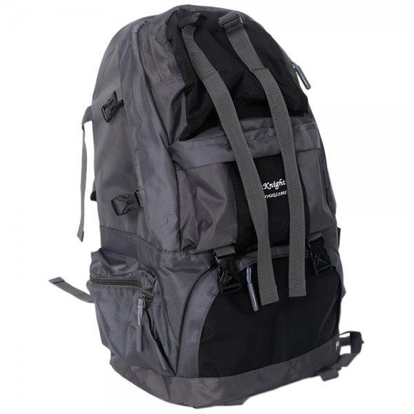 Free Knight 50L FK0218 Outdoor Waterproof Nylon Hiking Camping Backpack Black