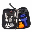 Watch Repair Tool Kit Case Opener Link Remover Spring Bar Tool With Carrying Case
