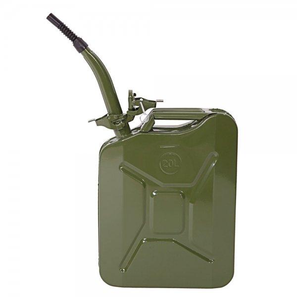 5 Gal Gasoline Gas Fuel Can Emergency Backup