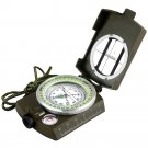 Military Waterproof Fluorescent Compass With Pouch Camo