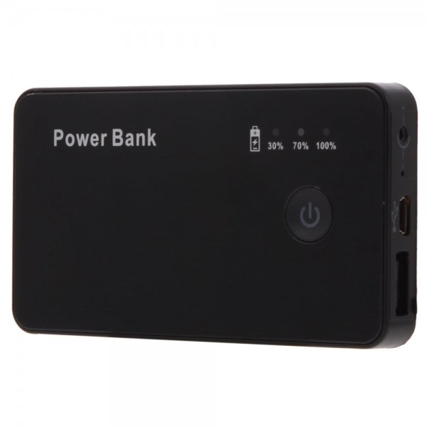 720P HD Hidden Mobile Power Bank Spy Camera with Motion Detection