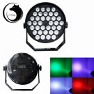 U`King 36-LED RGB Single Light Self-propelled Master-slave Voice-activated Stage Light Black