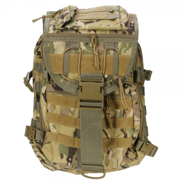 35L Outdoor Military Tactical Rucksack Backpack CP Camouflage