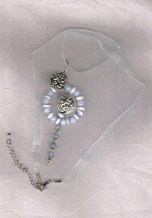 HARMONY ribbon necklace