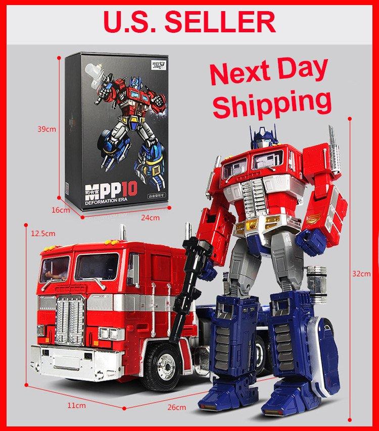 MPP10 Optimus Prime transformers