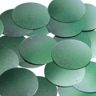 "Round Sequin 1.5"" Green Ombre Semi Matte Metallic"
