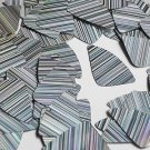 "Silver City Lights Reflective Fishscale Fin 1.5"" Couture Sequin Paillettes"