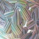 "Silver City Lights Reflective Sequins Teardrop 1.5"" Large Couture Paillettes"