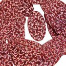 Pink Sequin Oval Glitter Hologram Reflective 1.5 inch Large Couture Paillette