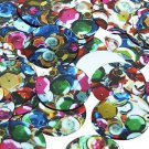 30mm Sequins Multicolor Sequined Mix Pattern Metallic