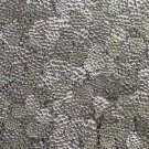Silver SEQUINS 8mm Flat Loose PAILLETTES ~ Bright Silver SNAKESKIN effect ~ USA