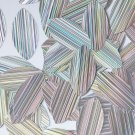 "Silver City Lights Reflective Navette Leaf 1.5"" Couture Sequin Paillettes"