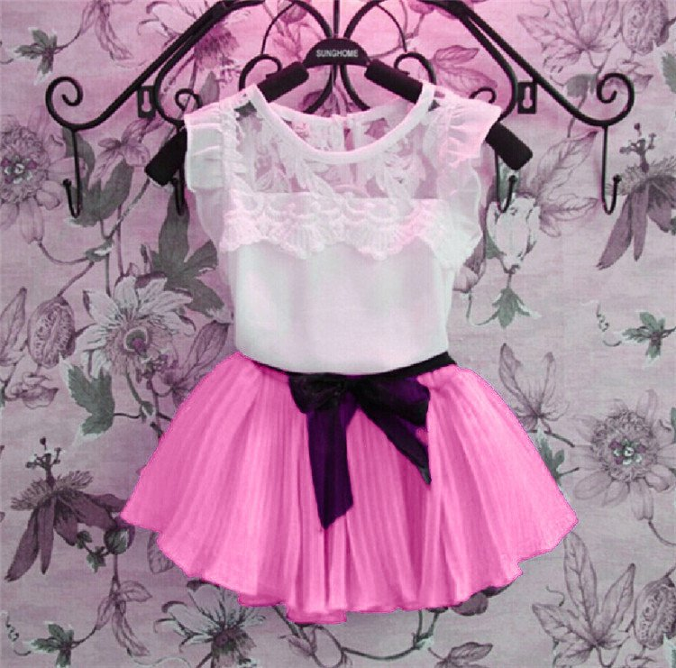 Baby Girl Dress 2017 New Summer Kids Princess Dress For Girls baby Clothes