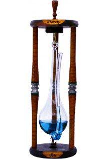 Renaissance Water Barometer - Antique Wood Frame - Model # L89-113