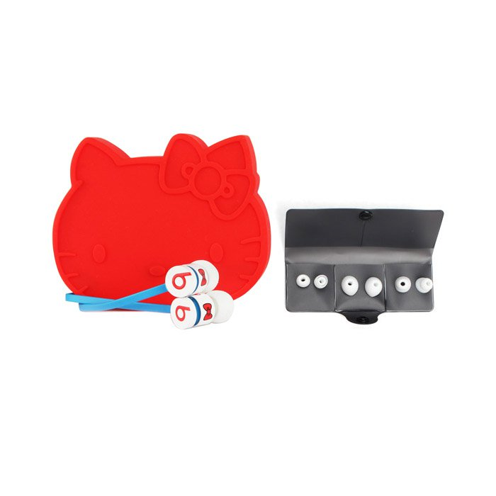 Hello Kitty urBeats by Beats 40th Anniversary Edition In Ear Headphones