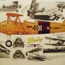 Boeing Stearman Trainer print no reserve