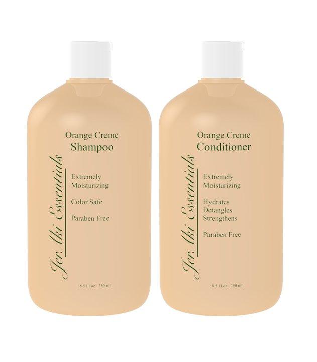 Orange Creme Shampoo & Conditioner