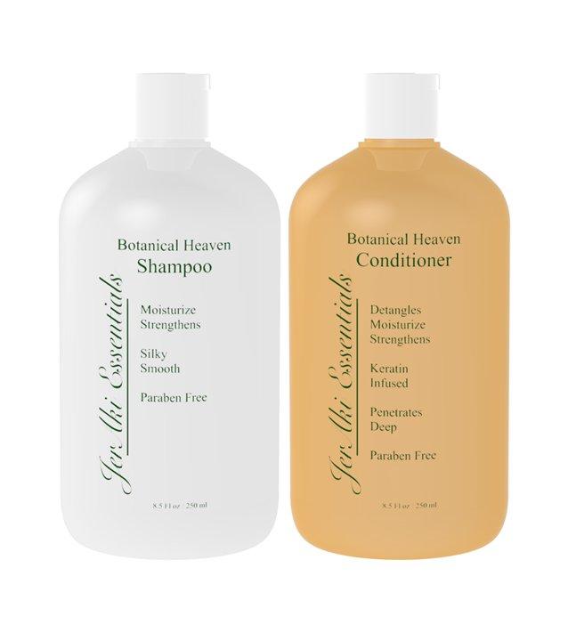 Botanical Heaven Shampoo & Conditioner