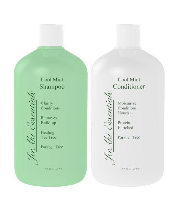 Cool Mint Shampoo & Conditioner