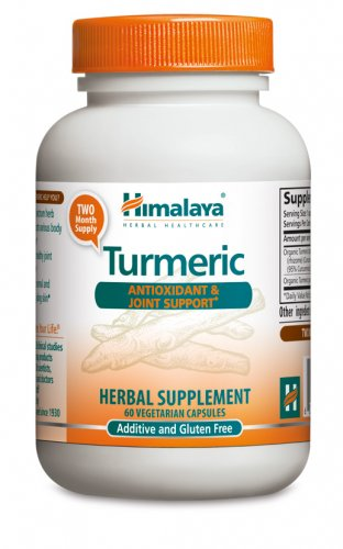 Himalaya Herbals TURMERIC-60 Tablets