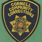 CORNELL COMMUNITY CORRECTIONS OFFICER UTAH POLICE PATCH