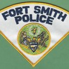 FORT SMITH ARKANSAS POLICE PATCH