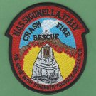 SIGONELLA ITALY U.S. NAVAL AIR STATION CRASH FIRE RESCUE PATCH