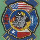 VENUS TEXAS FIRE RESCUE PATCH