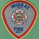 MURRAY UTAH FIRE RESCUE PATCH