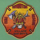 ROWAYTON CONNECTICUT FIRE RESCUE PATCH