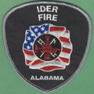 IDER ALABAMA FIRE RESCUE PATCH