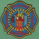 BOOMTOWN - RINEHART ALABAMA FIRE RESCUE PATCH