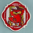 Bronx New York Ladder Company 55 Fire Patch