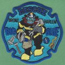 Bronx-Harlem New York Rescue Company 3 Fire Patch