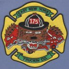 Brooklyn New York Ladder Company 175 Fire Patch