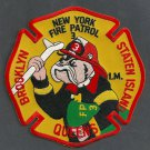 Brooklyn-Staten Island-Queens New York Fire Patrol 3 Patch