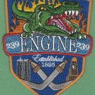 Brooklyn New York Engine Company 239 Fire Patch