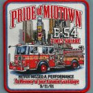 Manhattan New York Engine Company 54 Fire Patch