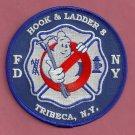 Manhattan New York Ladder Company 8 Fire Patch
