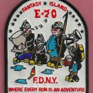 Bronx New York Engine Company 70 Fire Patch