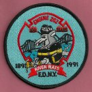 Queens New York Engine Company 262 Fire Patch