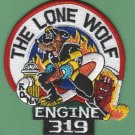 Queens New York Engine Company 319 Fire Patch