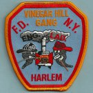 Harlem New York Engine 80 Ladder 23 Company Fire Patch