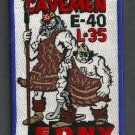Manhattan New York Engine 40 Ladder 35 Company Fire Patch