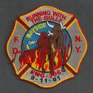 Queens New York Engine Company 306 Fire Patch
