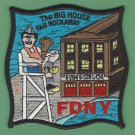 Queens New York Engine 328 Engine 264 Ladder 134 Company Fire Patch